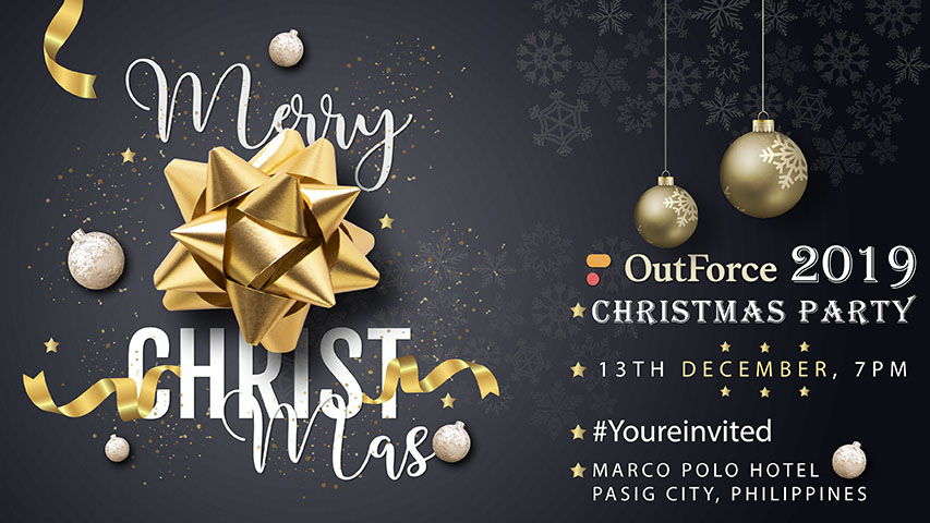 Web-OutForce Xmas Party 2019